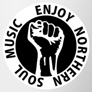 Digital - Enjoy Northern Soul Music - nighter keep the faith Tasses - Tasse