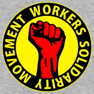 Digital - Workers Solidarity Movement - Working Class Unity Against Capitalism Sudadera - Sudadera hombre