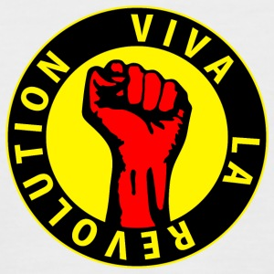 Digital - Viva la Revolution - Working Class Unity Against Capitalism T-skjorter - Kortermet baseball skjorte for menn