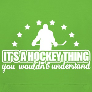 It's A Hockey Thing Kids' Tops - Kids' Premium Hoodie