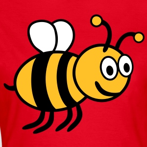 Bee Smile T-Shirts - Frauen T-Shirt