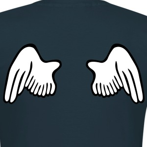 Wings T-Shirts - Frauen T-Shirt