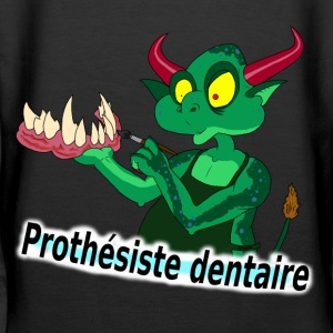 prothesiste_dentaire Sweat-shirts - Sweat-shirt à capuche Premium pour femmes