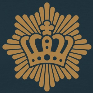 Royal Crown | GB | King | Queen T-Shirts - Camiseta hombre