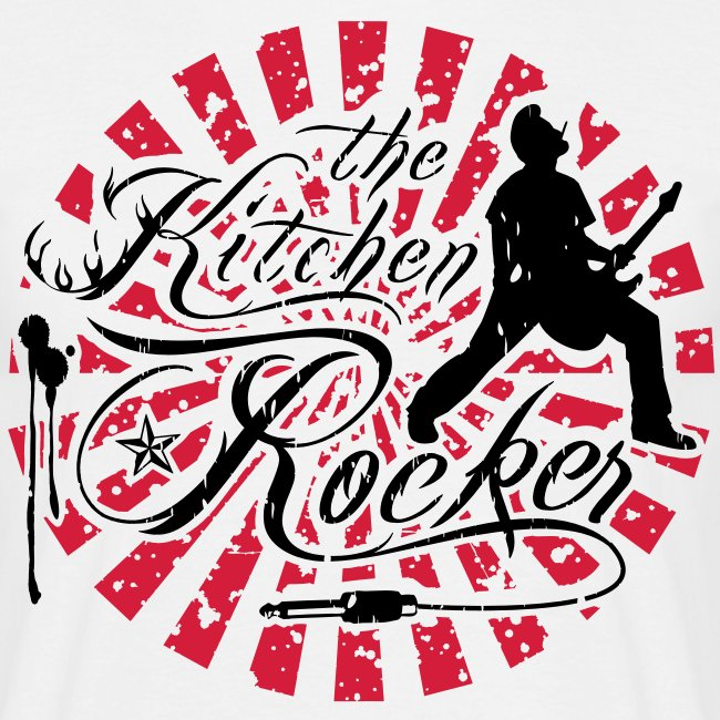 the Kitchen Rocker