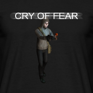 Design ~ Cry of Fear T-shirt v3