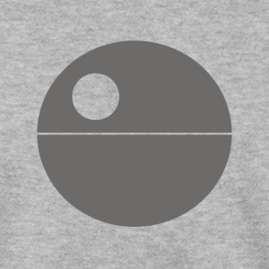 deathstar - big - grey - Männer Pullover