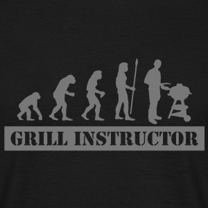 evolution grill instructor T-Shirts - Männer T-Shirt