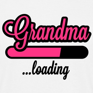 Grandma loading T-Shirts - Men's T-Shirt