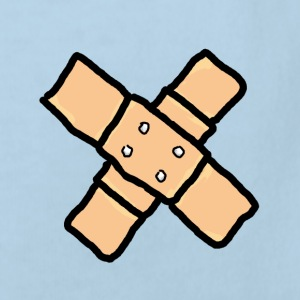 plaster cross Shirts - Kids' Organic T-shirt