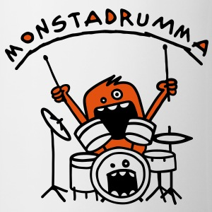 Monster Drummer Tasses - Tasse