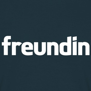freundin T-Shirts - Men's T-Shirt