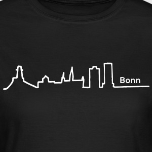 Bonn skyline - Frauen T-Shirt