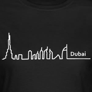 Dubai skyline - Frauen T-Shirt