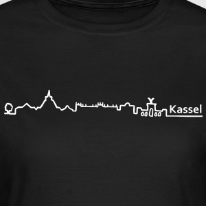 kassel skyline - Frauen T-Shirt