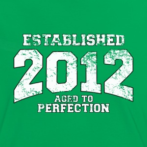 established  - aged to perfection (fr) Tee shirts - T-shirt contraste Femme