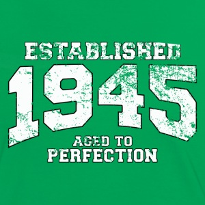 established 1945 - aged to perfection (it) T-shirt - Maglietta Contrast da donna