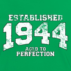 established 1944 - aged to perfection (fr) Tee shirts - T-shirt contraste Femme