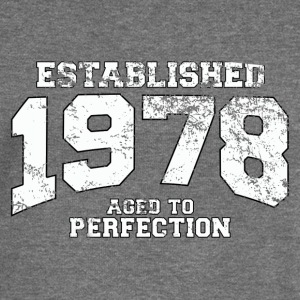 established 1978 - aged to perfection (pl) Bluzy - Bluza damska Bella z dekoltem w łódkę