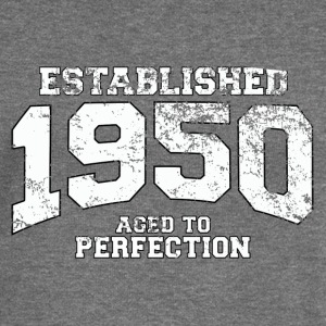 established 1950 - aged to perfection (nl) Sweaters - Vrouwen trui met U-hals van Bella