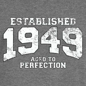 established 1949 - aged to perfection (nl) Sweaters - Vrouwen trui met U-hals van Bella