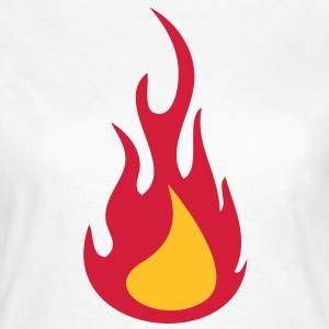 Flame (2c)++ T-Shirts - Frauen T-Shirt