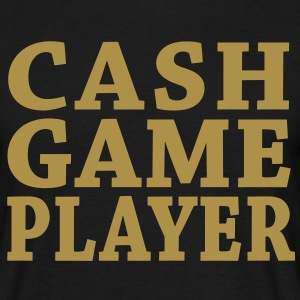 Cash Game Player T-Shirts - Männer T-Shirt