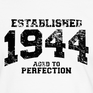 established 1944 - aged to perfection (uk) T-Shirts - Men's Ringer Shirt
