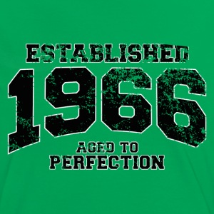 establishes 1966 - aged to perfection T-Shirts - Frauen Kontrast-T-Shirt