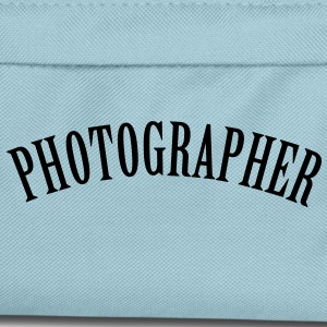 Photographer (Text, 1c) Bags  - Kids' Backpack