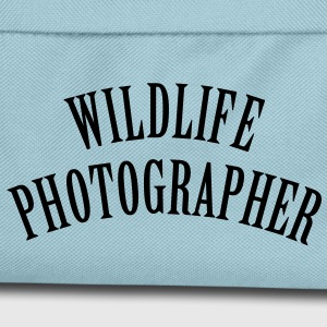 Wildlife Photographer (Text, 1c) Bags  - Kids' Backpack