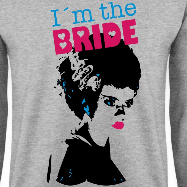 sudadera I´m the bride