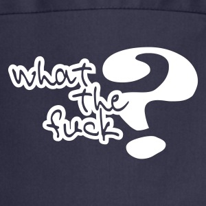 What the fuck? WTF?  Aprons - Cooking Apron