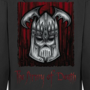 the army of death - Chaqueta con capucha premium hombre