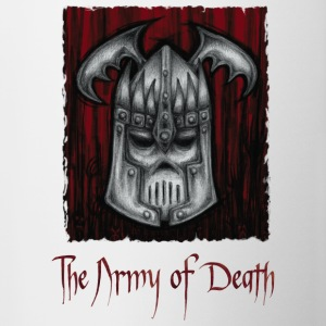 The Army of Death, coup - Tazza