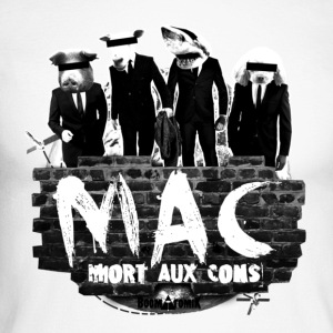 T-shirt manches longues homme MAC B&W - T-shirt baseball manches longues Homme