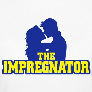 The Impregnator 1 (2c)++ T-Shirts - Women's Organic T-shirt