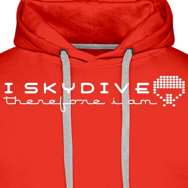 I skydive