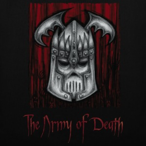 The army of Death, graphic design 2 - Torba materiałowa