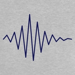 Pulse / soundwave Baby Shirts  - Baby T-Shirt