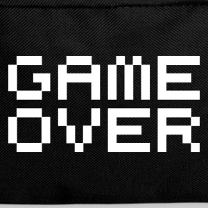 Game over / game over pixels Borse - Zaino