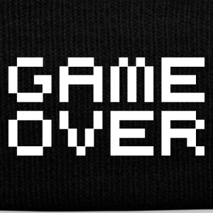 Game over / game over pixels Gorras - Gorro de invierno