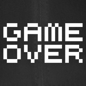 Game over / game over pixels Caps & Hats - Flexfit Baseball Cap