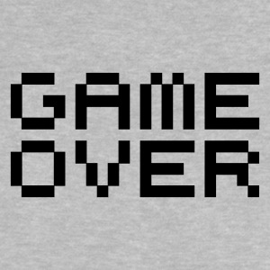Game over / game over pixels Baby Shirts  - Baby T-Shirt