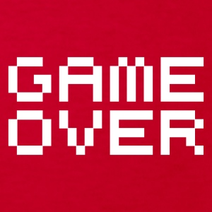 Game over / game over pixels Kids' Shirts - Kids' Organic T-shirt