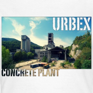 Concrete Wide T-Shirts - Frauen T-Shirt