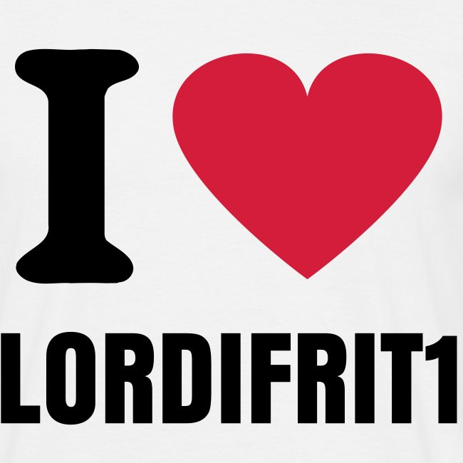 I less than 3 lordifrit1