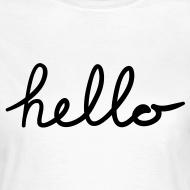 Ontwerp ~ Hello