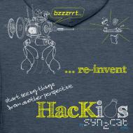 Design ~ HacKids re-invent Hoody