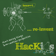 Design ~ HacKids re-invent Hoody